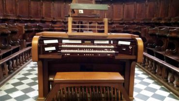 Il restauro dell'organo